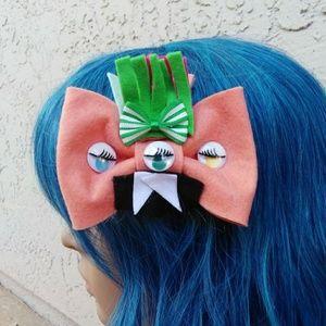 Monster Hair Bow
